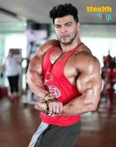 Bodybuilder Sahil Khan Workout Routine and Diet Plan | Fitness Regime