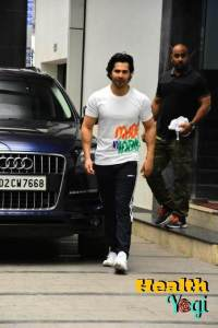 Varun Dhawan Workout Routine and Diet Plan   Fitness Regime
