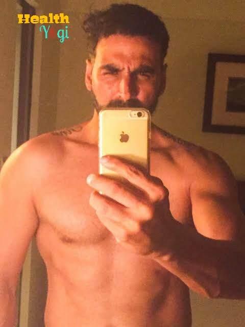 Akshay Kumar Workout Routine and Diet Plan