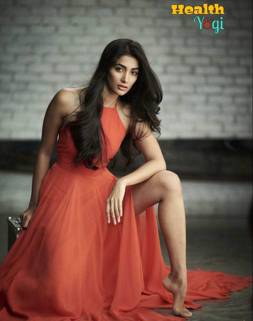 Pooja Hegde Workout Routine And Diet Plan
