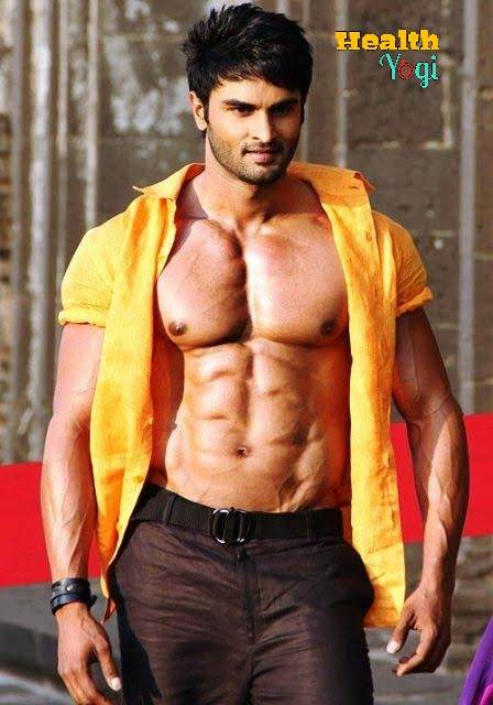 Sudheer Babu Workout Routine And Diet Plan