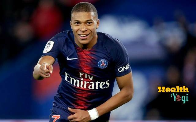 Kylian Mbappé Lottin Workout Routine and Diet Plan