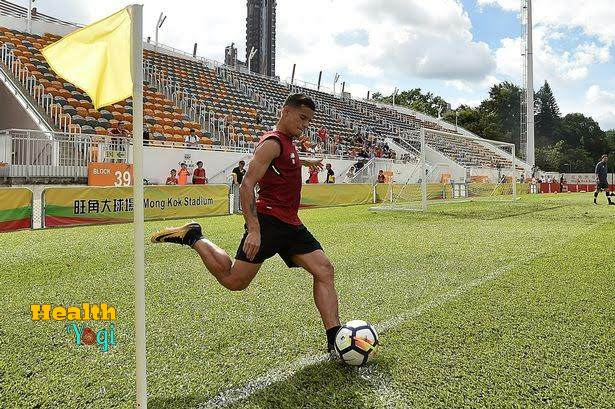Philippe Coutinho Workout Routine and Diet Plan