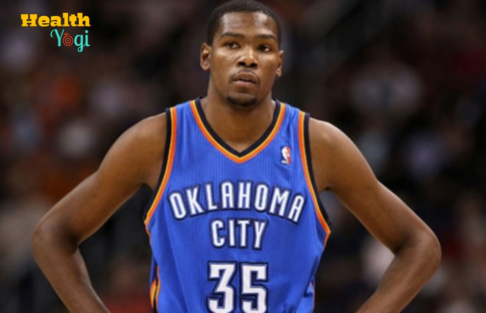 Kevin Durant Workout Routine And Diet Plan