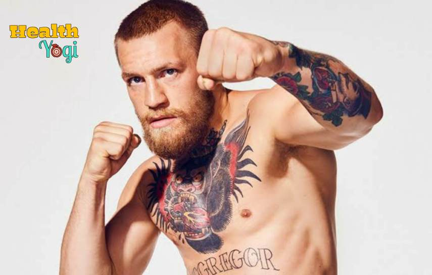 Conor McGregor Workout Routine and Diet Plan