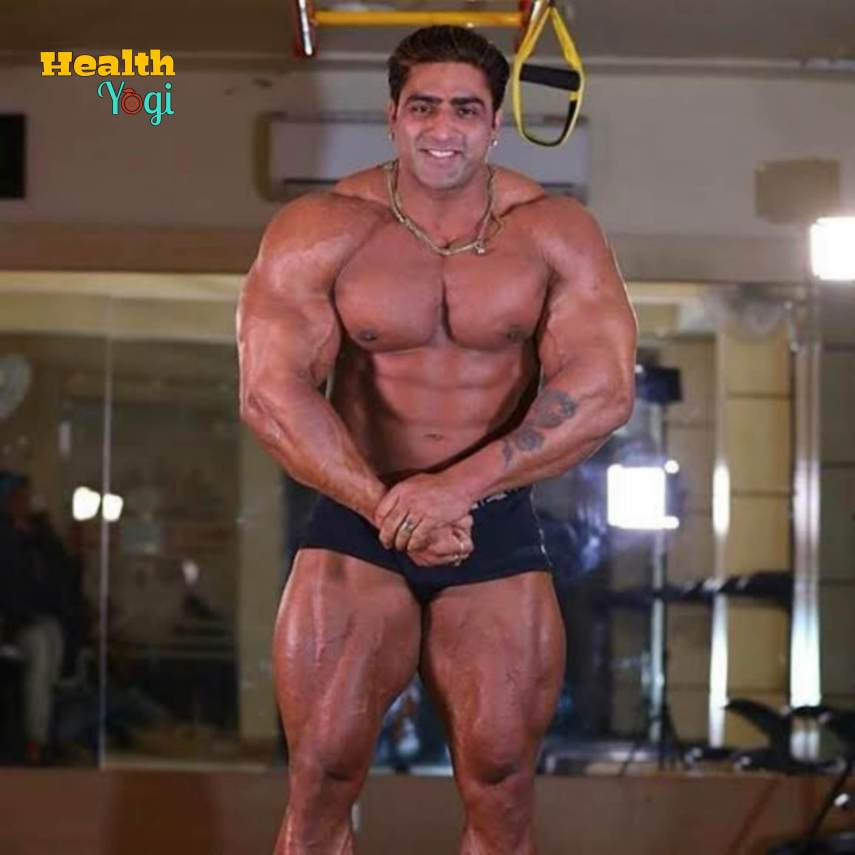 Varinder Singh Ghuman Workout Routine