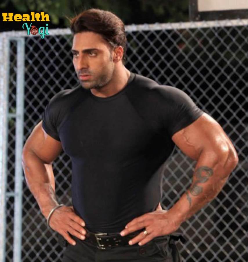Varinder Singh Ghuman Diet Plan