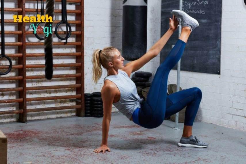 Zanna Van Dijk Workout