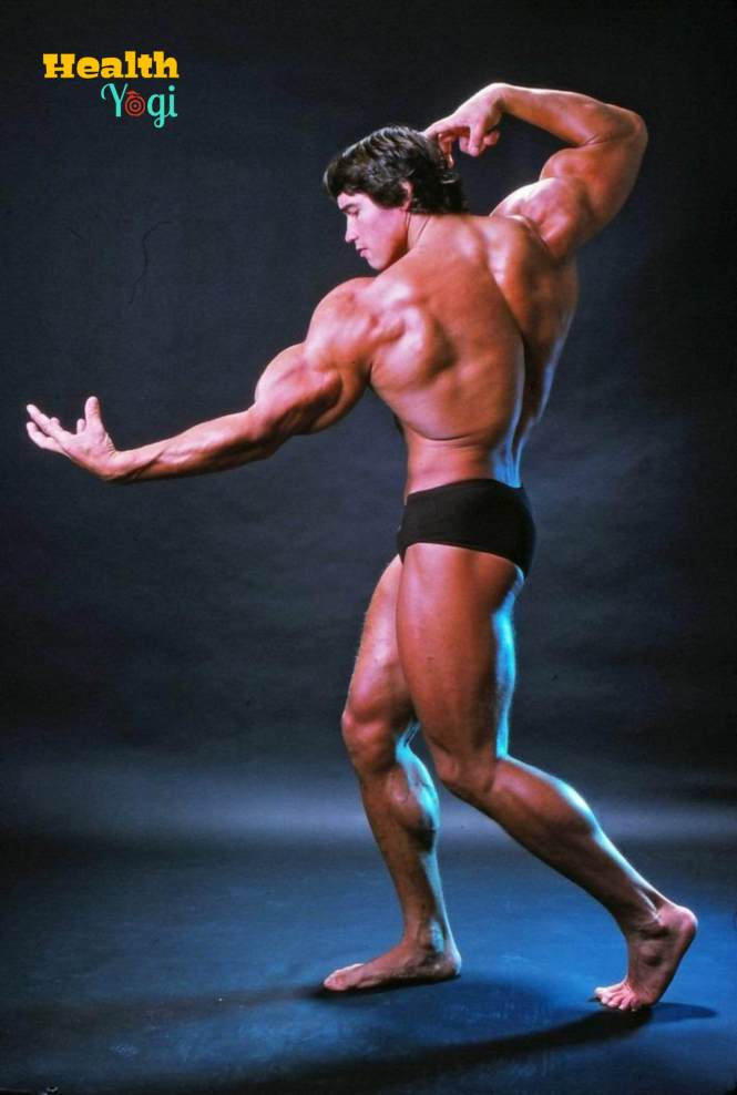 Arnold Schwarzenegger fitness HD Photo