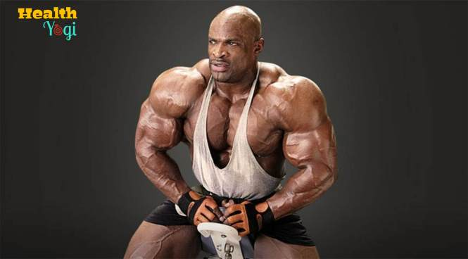 Ronnie Coleman bodybuilding