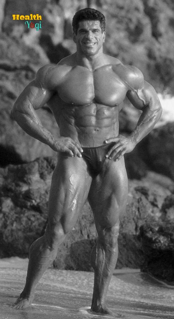 Lou Ferrigno bodybuilder HD Photo