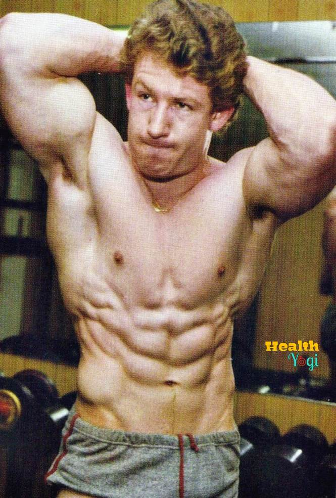 Dorian Yates early age Photo