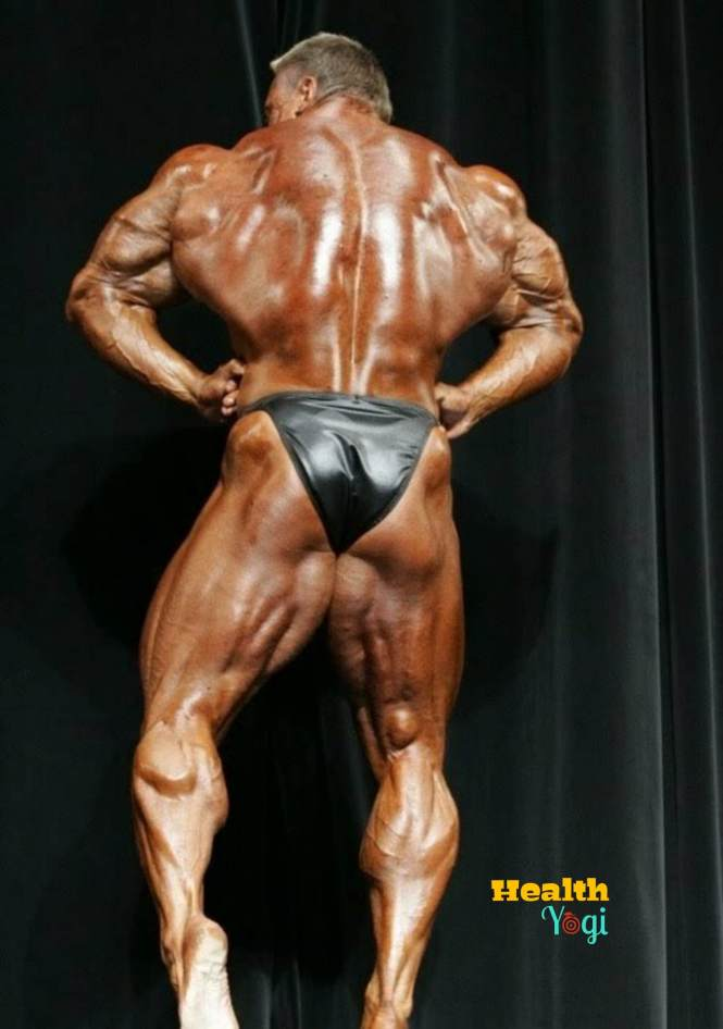 Sergio Oliva bodybuilding HD photo