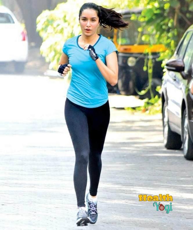 Shraddha Kapoor workout routine