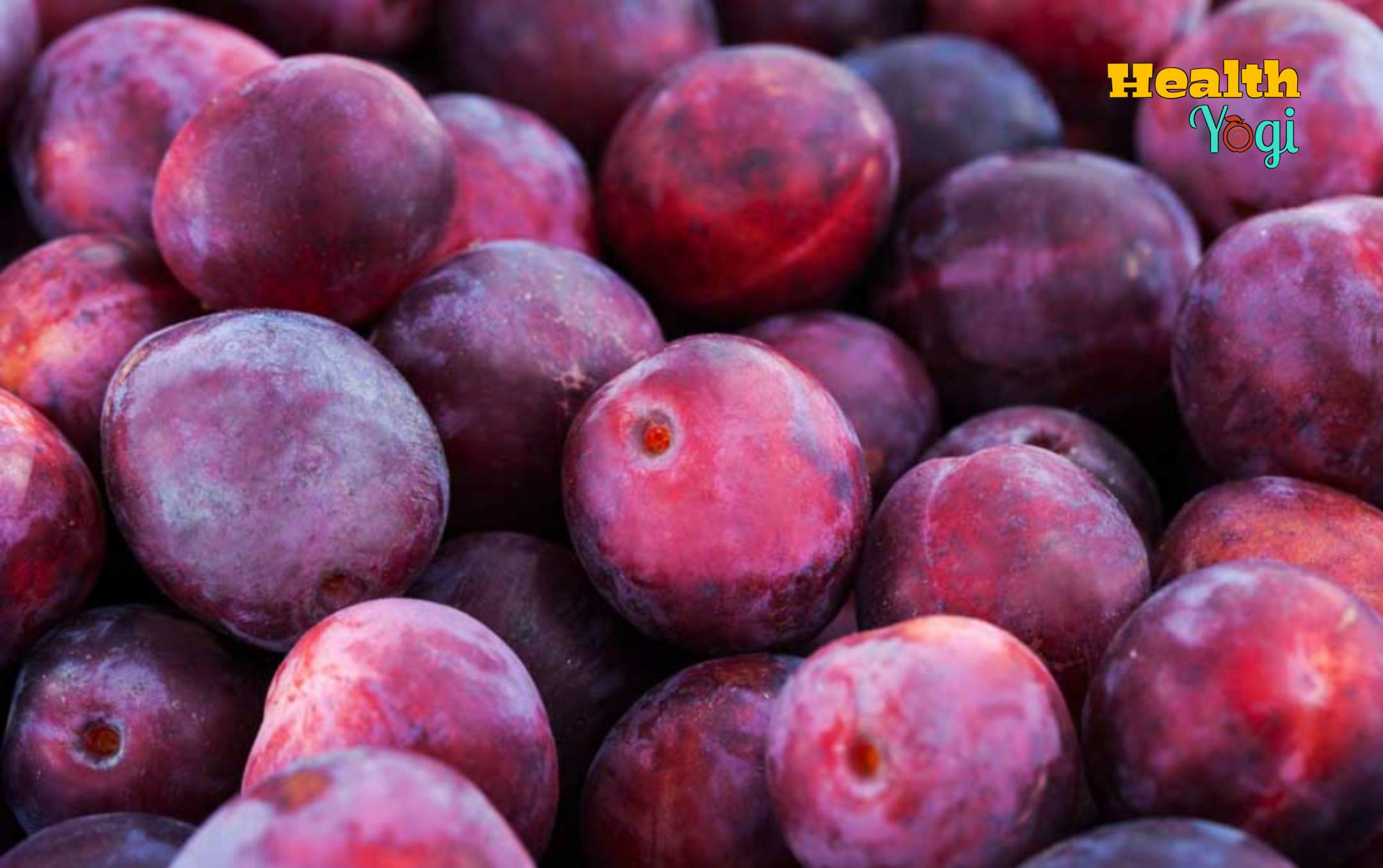 Plum Fruit Benefits For Skin | How To Eat Cherry Plums