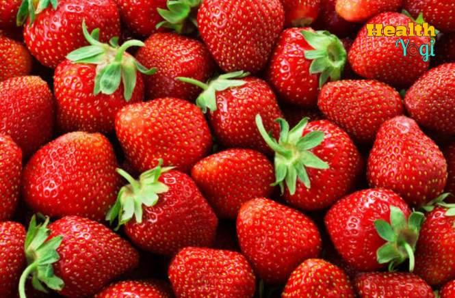Strawberry Benefits For Skin    Strawberry For Skin Whitening