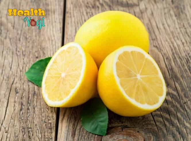 Lemon Benefits For Skin | Lemon On Face For Acne