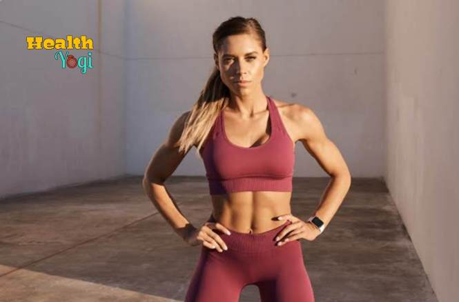 Kayla Itsines Workout Routine and Diet Plan