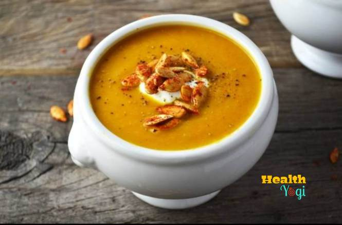 Pumpkin and Cinnamon (Daalchini) Soup: healthy food for the rainy season in India
