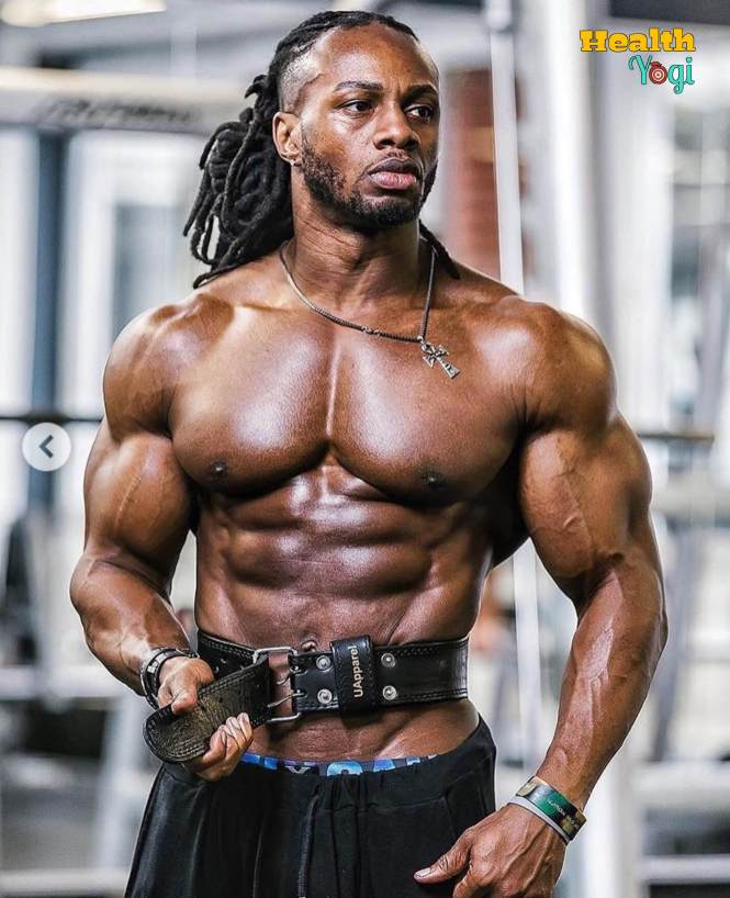 Ulisses Jr Workout Routine