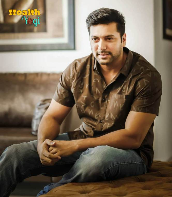 Jayam Ravi Workout routine and Diet Plan | Height | Weight | Age