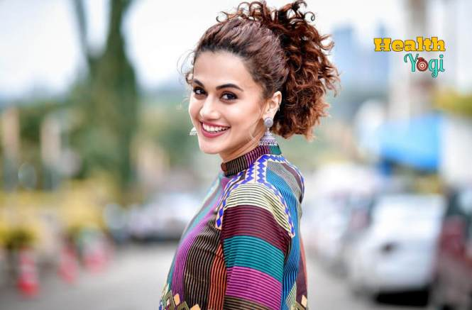 Tapsee Pannu Diet Plan