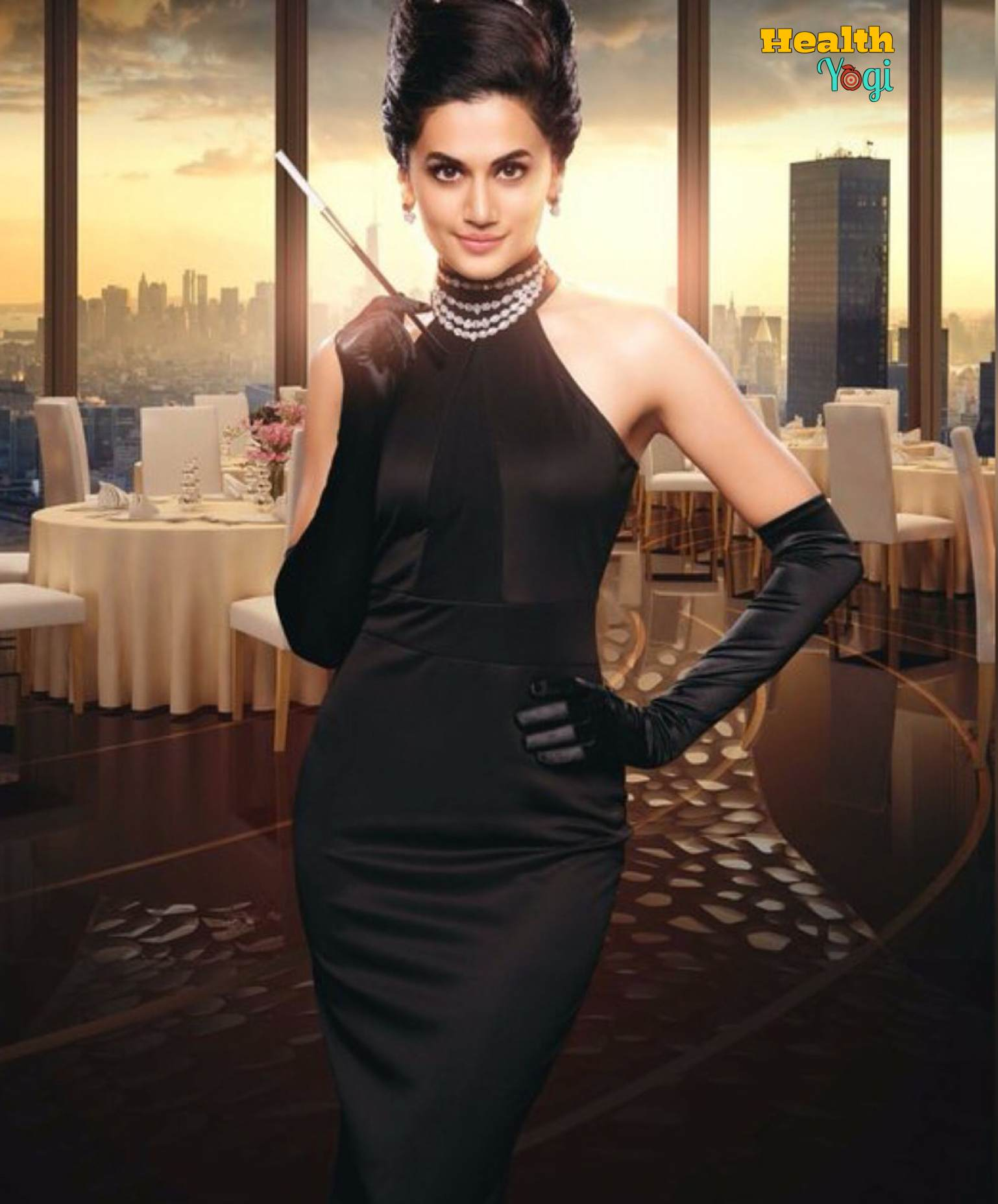 Taapsee Pannu Workout Routine and Diet Plan