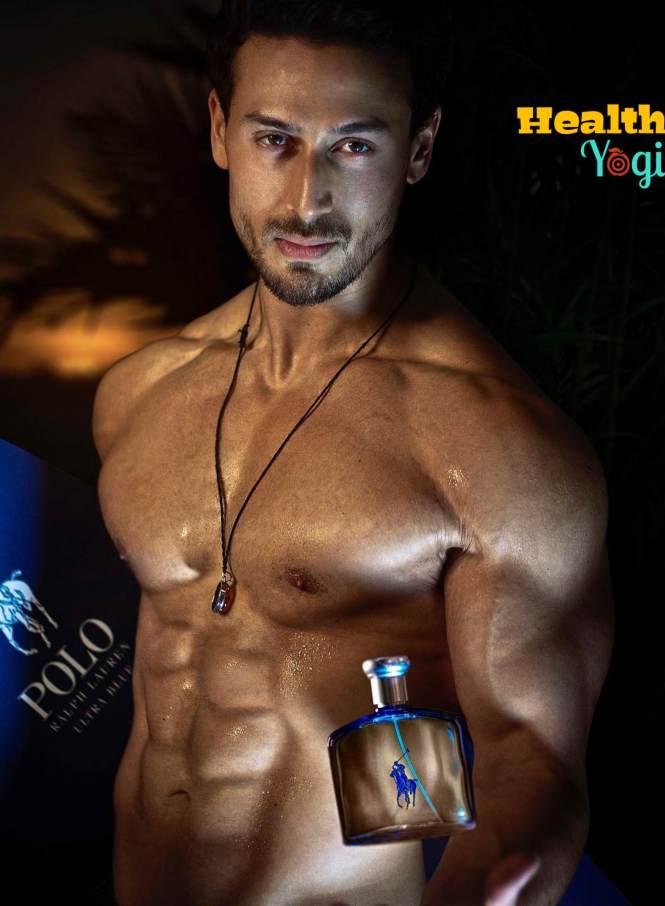 Tiger Shroff Fitness body