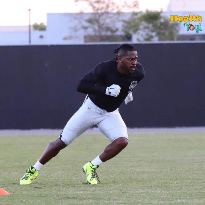 Antonio Brown Workout Routine