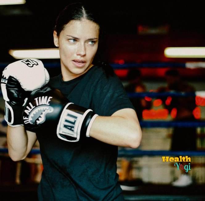 Adriana Lima Exercise  Routine