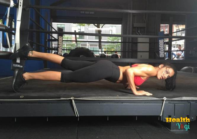 Adriana Lima Workout Routine