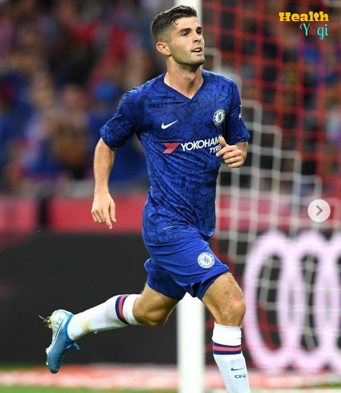 Christian Pulisic Exercise Routine
