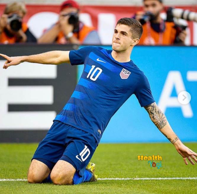 Christian Pulisic  Instagranm HD Photos