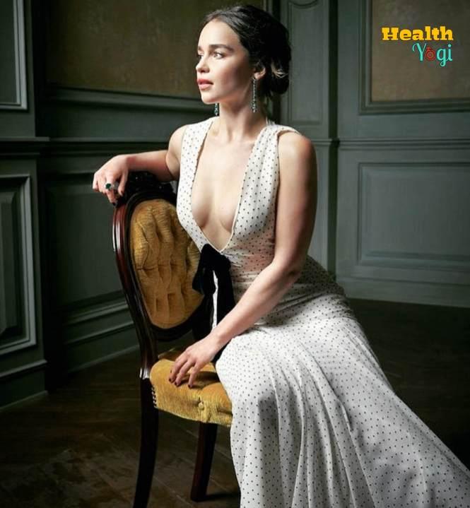 Emilia Clarke Skin Care