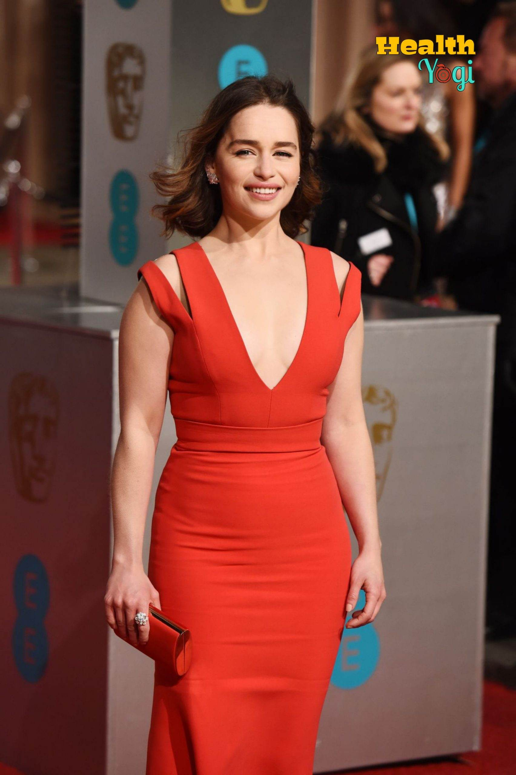 Emilia Clarke Diet Plan and Workout Routine
