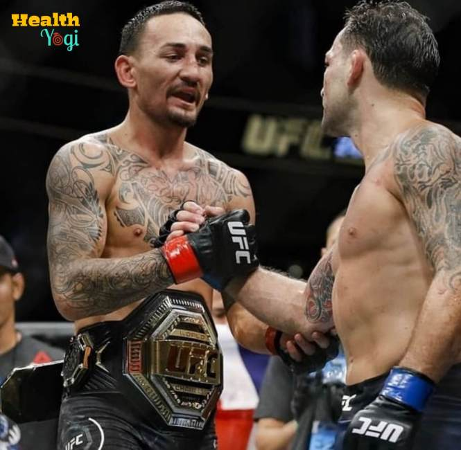 Max Holloway Instagram pic