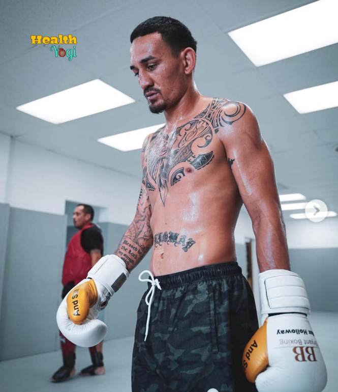 Max Holloway Instagram Photo