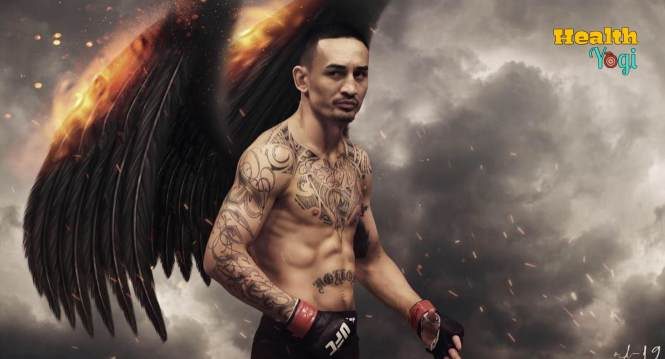 Max Holloway Body HD Photo
