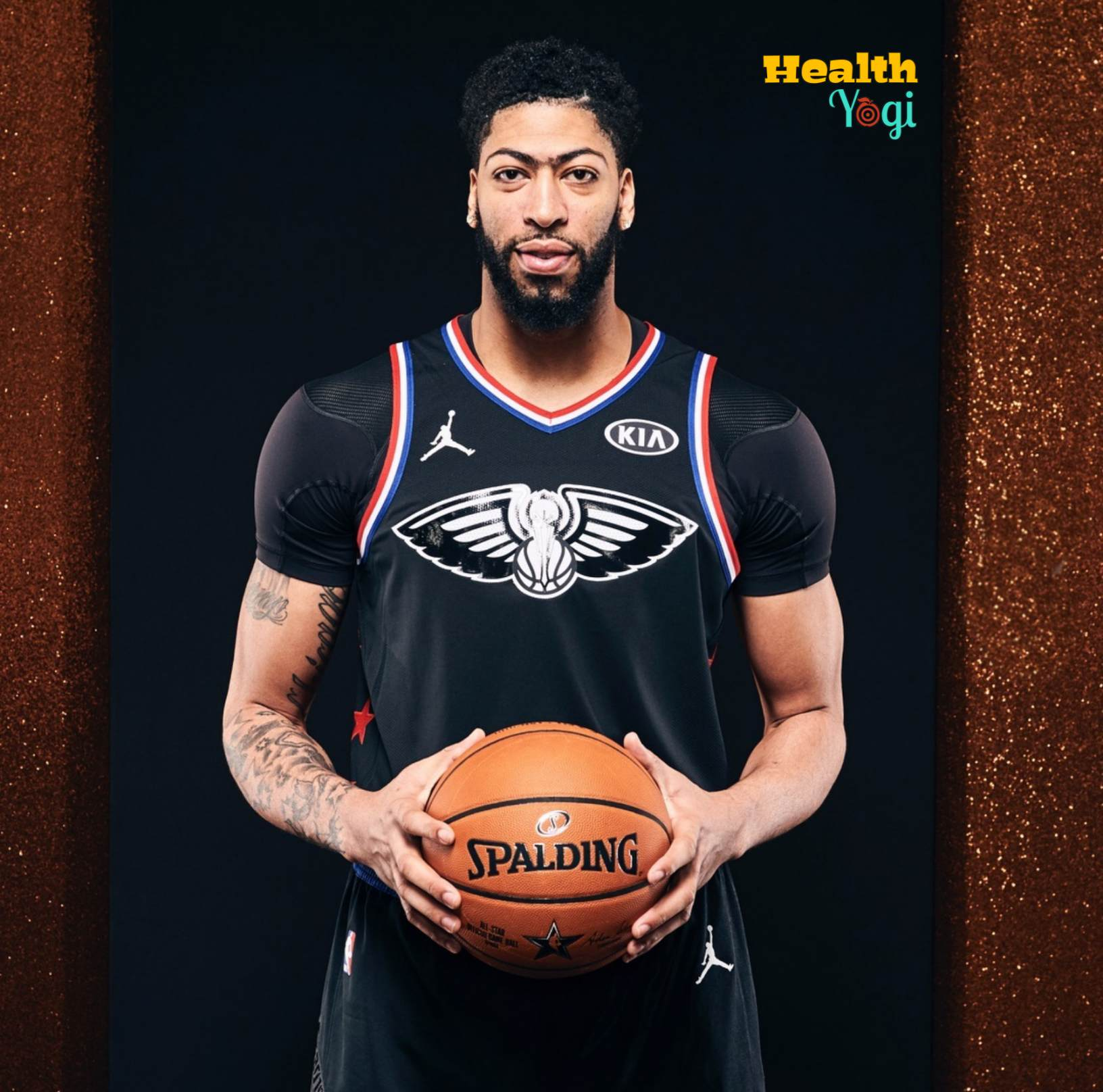 Anthony Davis Diet Plan And Workout Routine Age Height