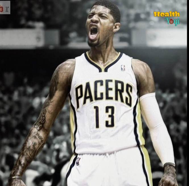 Paul George Motivation HD Instagram Photo