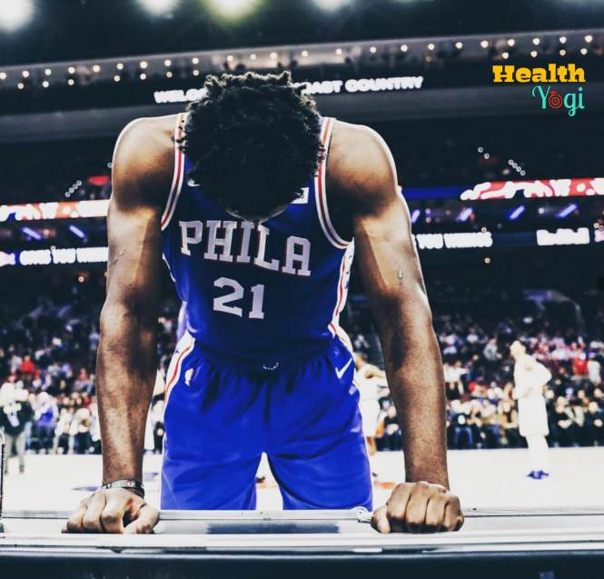 Joel Embiid Workout Routine