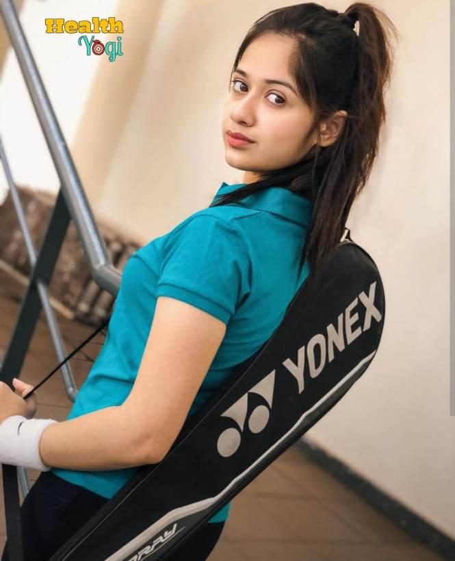 Jannat Zubair body