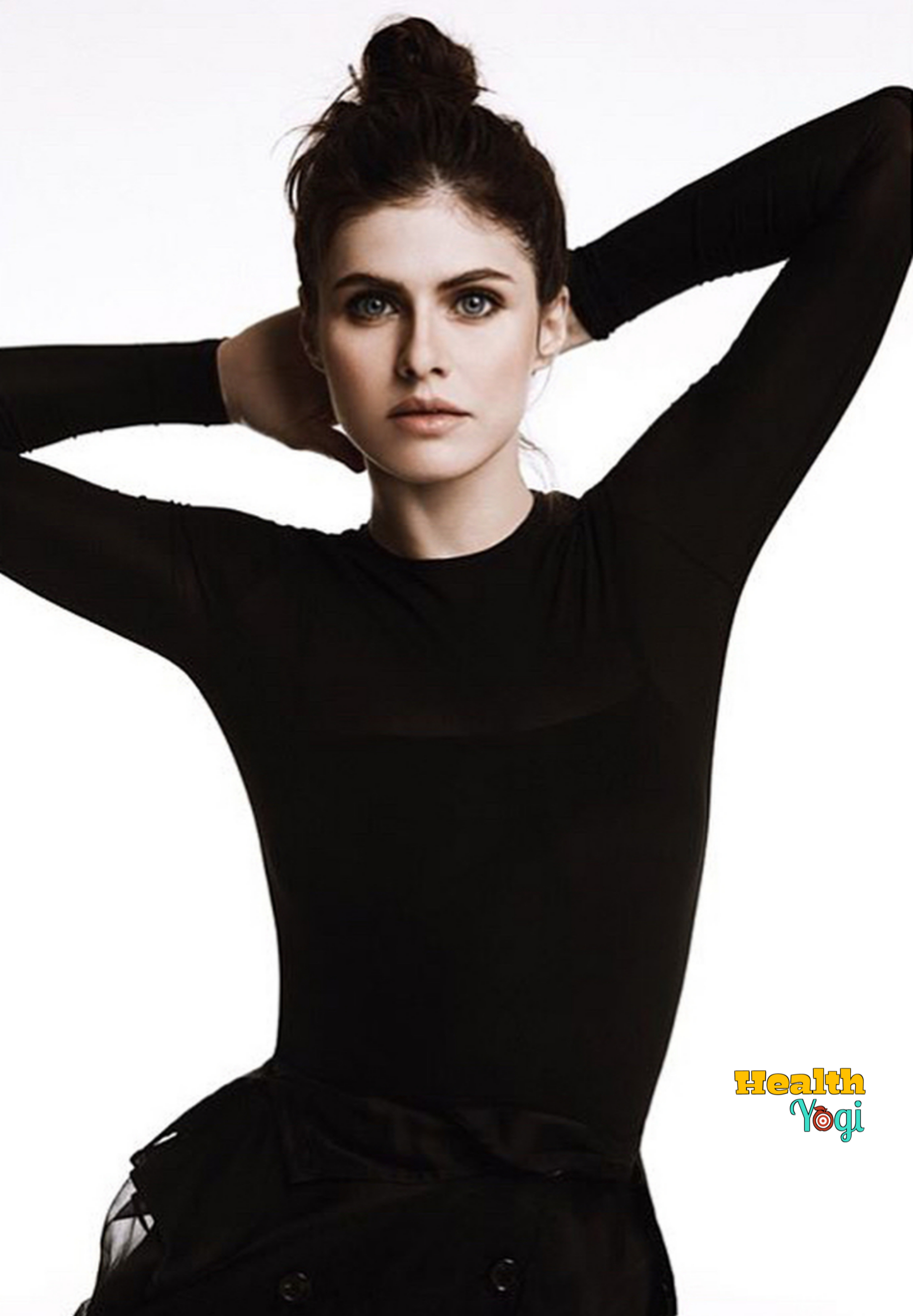 Alexandra Daddario Workout Routine and Diet Plan
