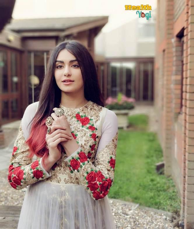 Adah Sharma Skin Care