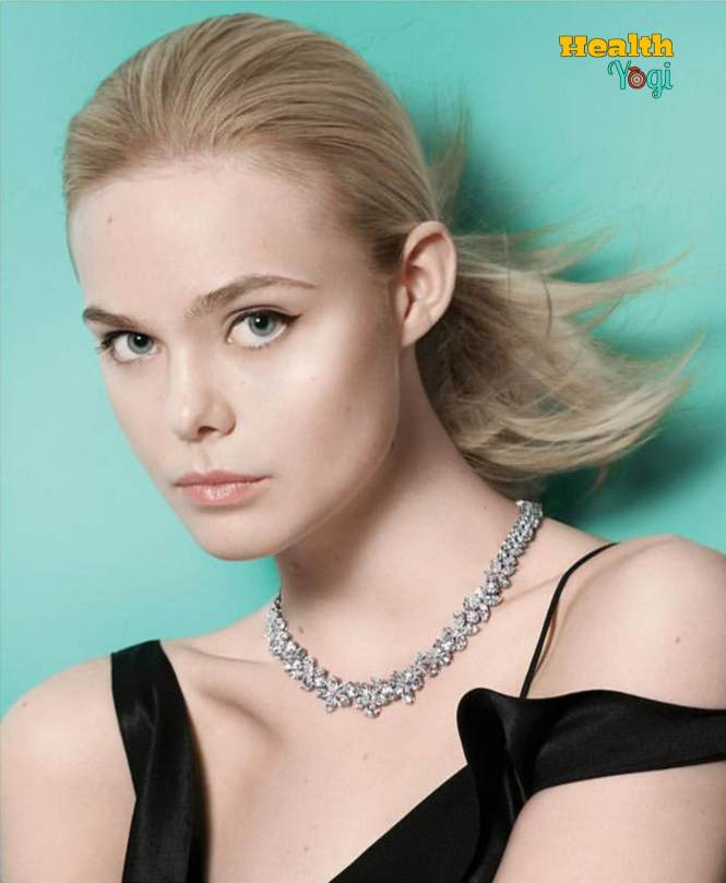 Elle Fanning Workout Routine and Diet Plan