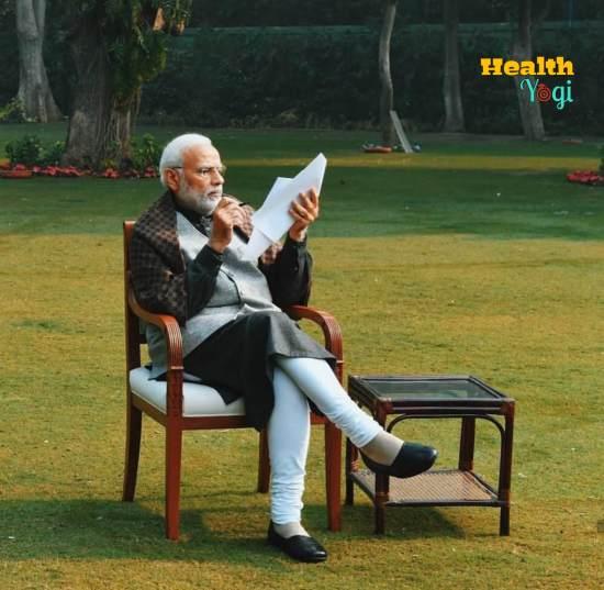 Narendra Modi Daily Routine