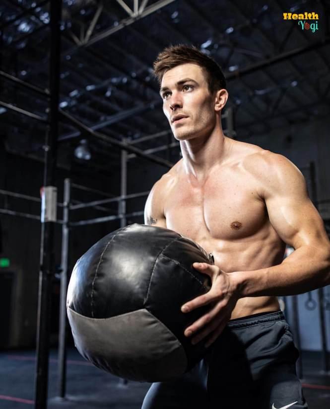 Vince Sant Fitness Regime
