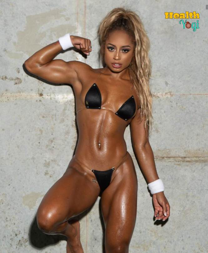 Qimmah Russo Workout Routine