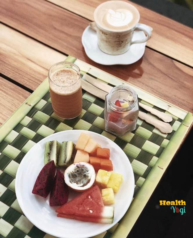 Qimmah Russo Diet