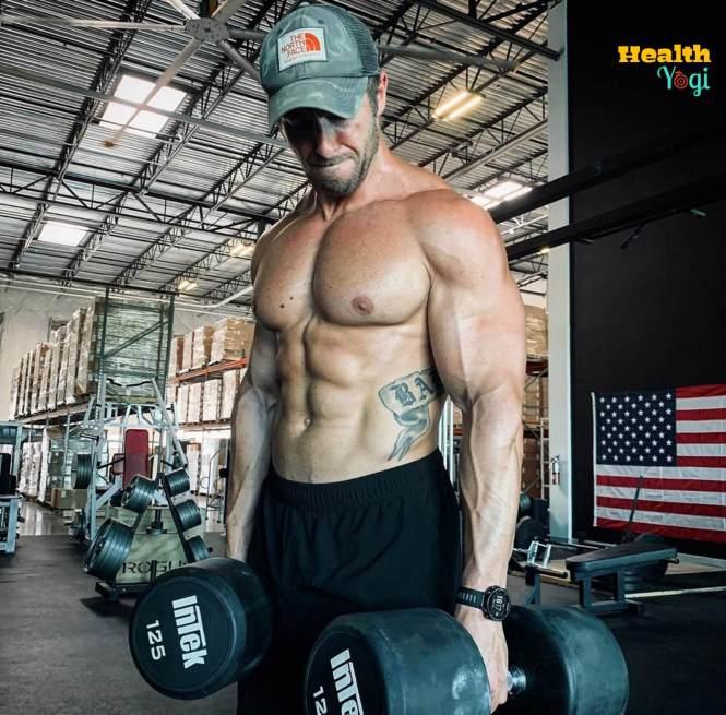 Nick Bare Fitness Regime